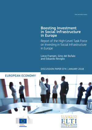 Boosting Investment in Social Infrastructure in Europe