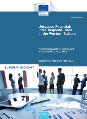 Untapped Potential: Intra-Regional Trade in the Western Balkans