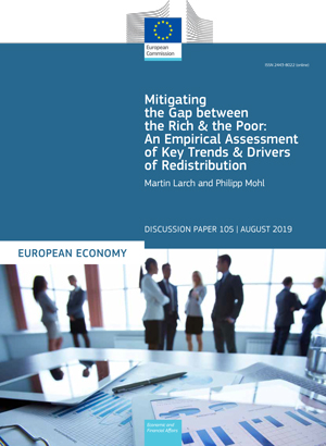 Mitigating the Gap between the Rich and the Poor: An Empirical Assessment of Key Trends and Drivers of Redistribution
