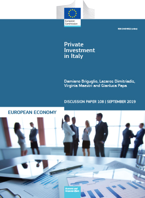Private Investment in Italy