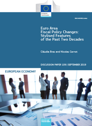 Euro Area Fiscal Policy Changes: Stylised Features of the Past Two Decades