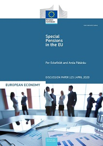 Special Pensions in the EU