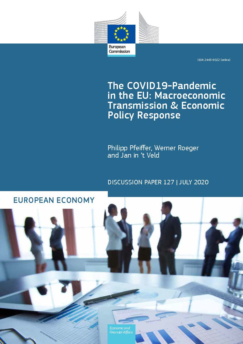 The COVID19-Pandemic in the EU: Macroeconomic Transmission and Economic Policy Response