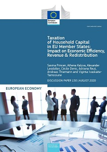 Taxation of Household Capital in EU Member States - Impact on Economic Efficiency, Revenue and Redistribution