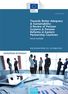Towards Better Adequacy & Sustainability: A Review of Pension Systems & Pension Reforms in Eastern Partnership Countries