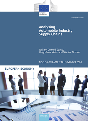 Analysing Automobile Industry Supply Chains