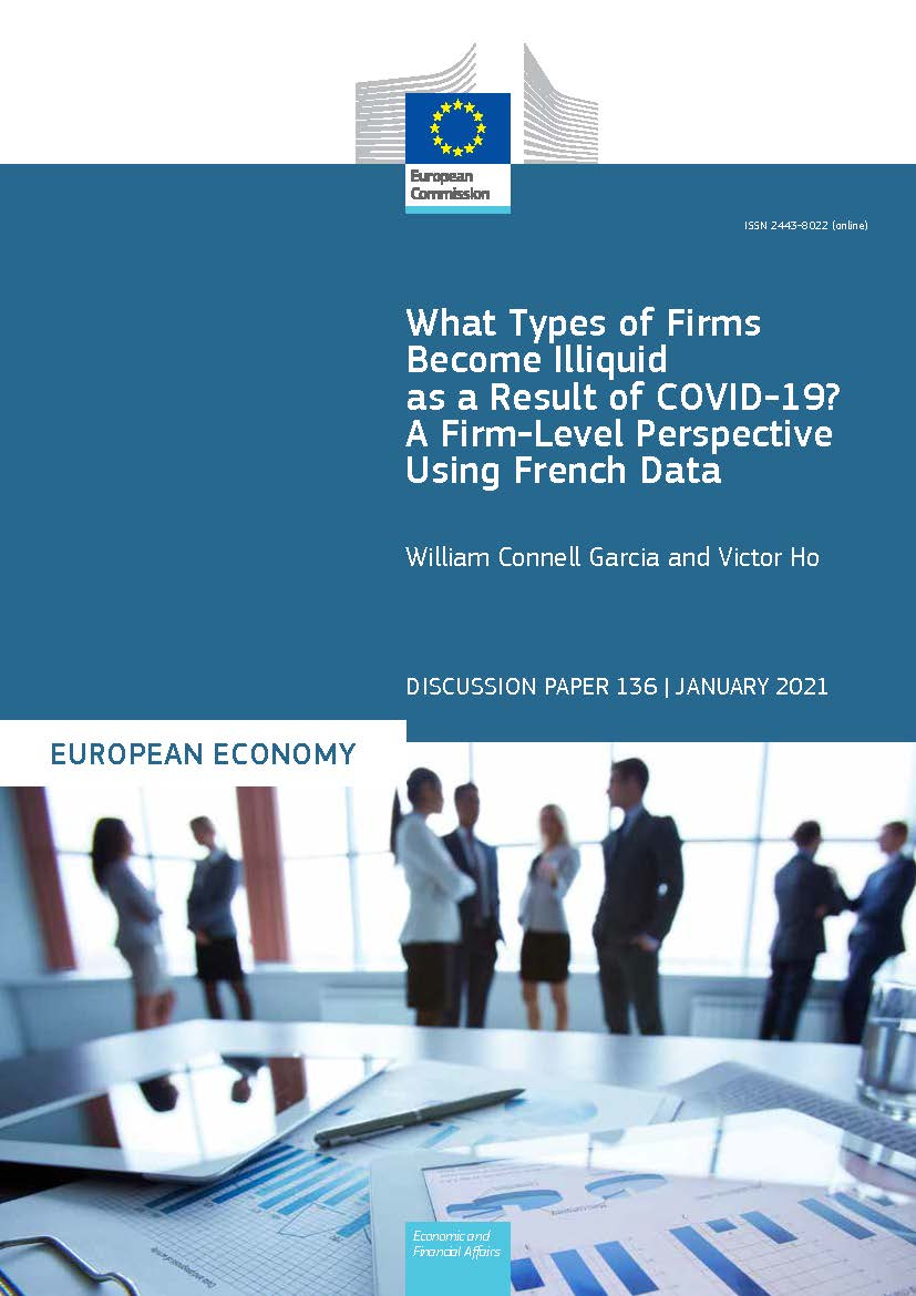 What Types of Firms Become Illiquid as a Result of COVID-19? A Firm-Level Perspective Using French Data