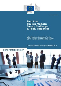 Euro Area Housing Markets: Trends, Challenges and Policy Responses
