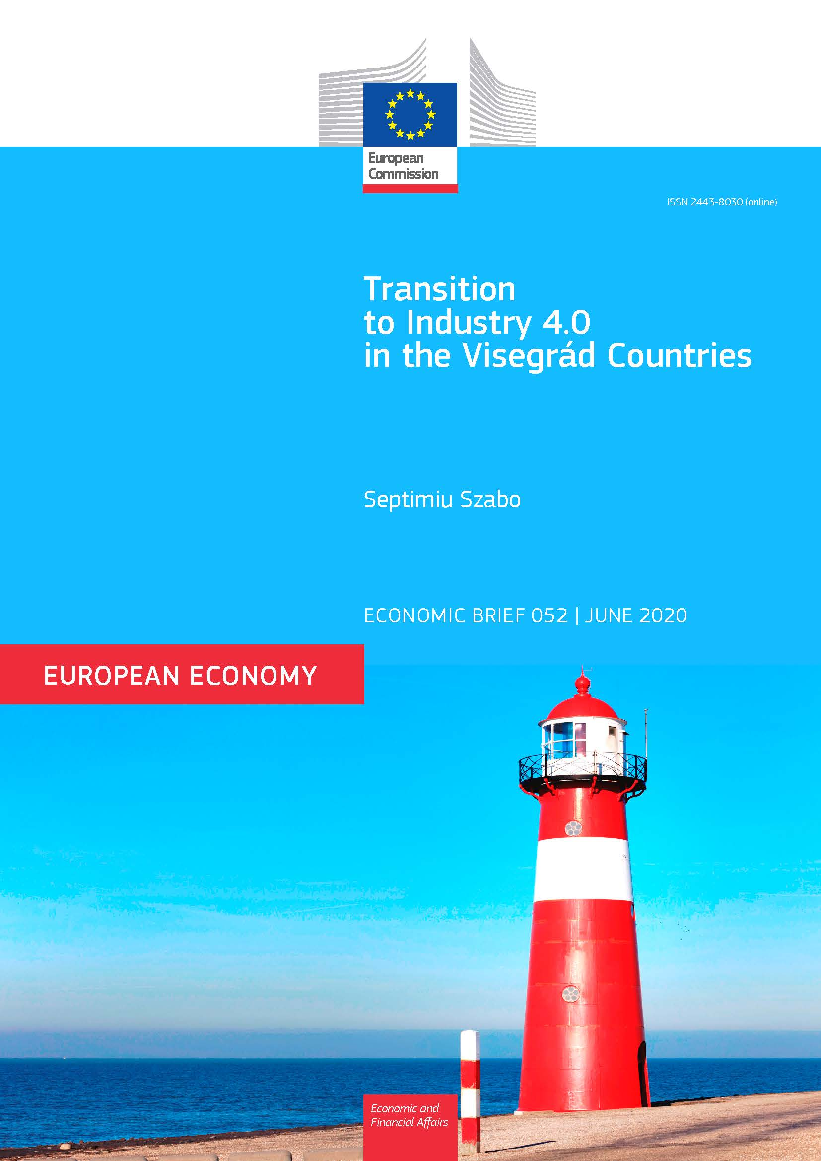 Transition to Industry 4.0 in the Visegrád Countries