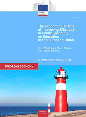 The Economic Benefits of Improving Efficiency in Public Spending on Education in the European Union