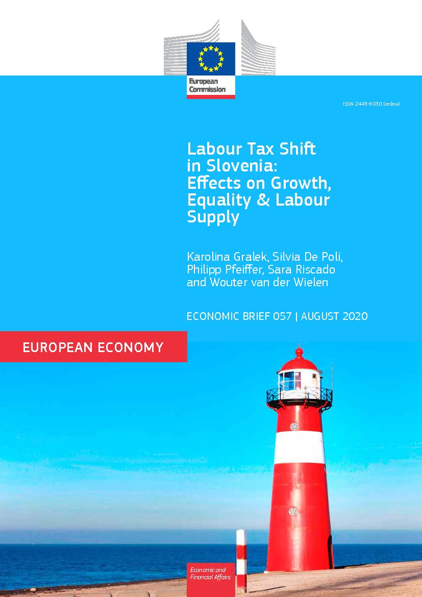 Labour Tax Shift in Slovenia: Effects on Growth, Equality and Labour Supply