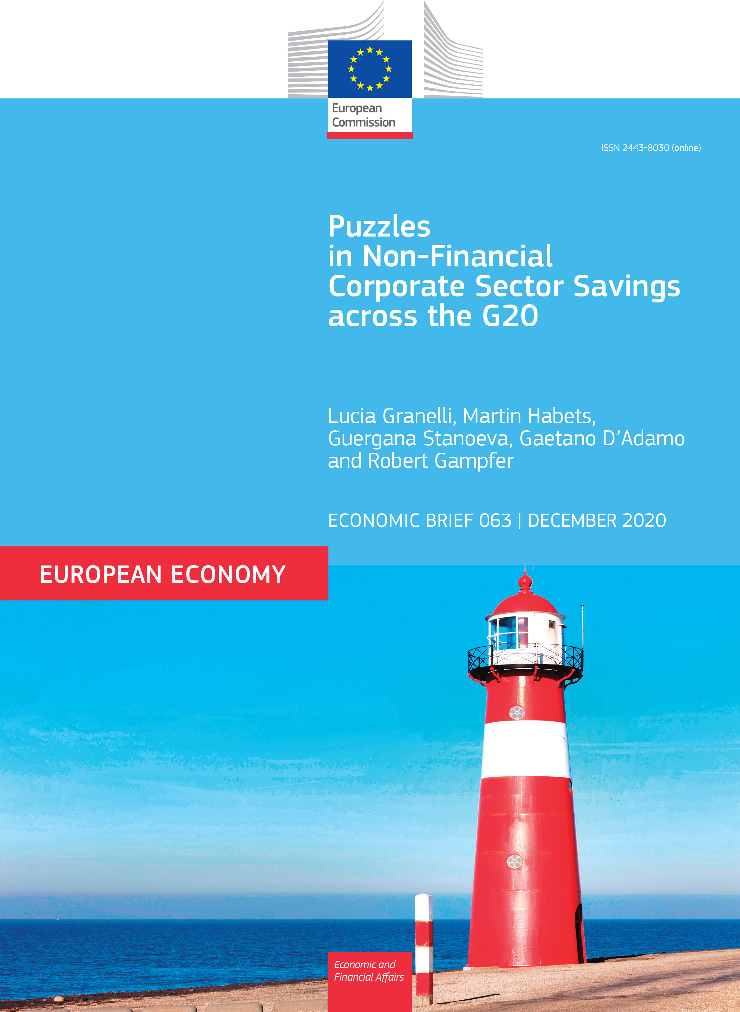 Puzzles in Non-Financial Corporate Sector Savings across the G20