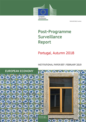 Post-Programme Surveillance Report. Portugal, Autumn 2018