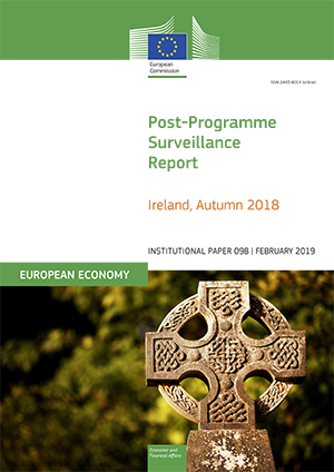 Post-Programme Surveillance Report. Ireland, Autumn 2018