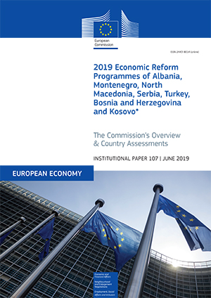 2019 Economic Reform Programmes of Albania, Montenegro, North Macedonia, Serbia, Turkey, Bosnia and Herzegovina and Kosovo*: The Commission's overview and country assessments