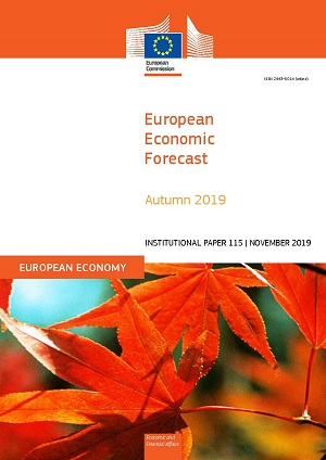 European Economic Forecast. Autumn 2019