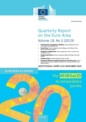 Quarterly Report on the Euro Area. Volume 18, No 2 (2019)