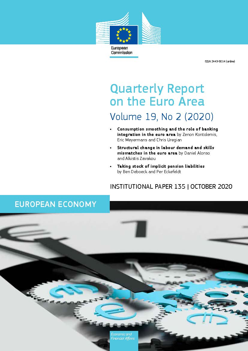 Quarterly Report on the Euro Area (QREA), Vol. 19, No. 2 (2020)