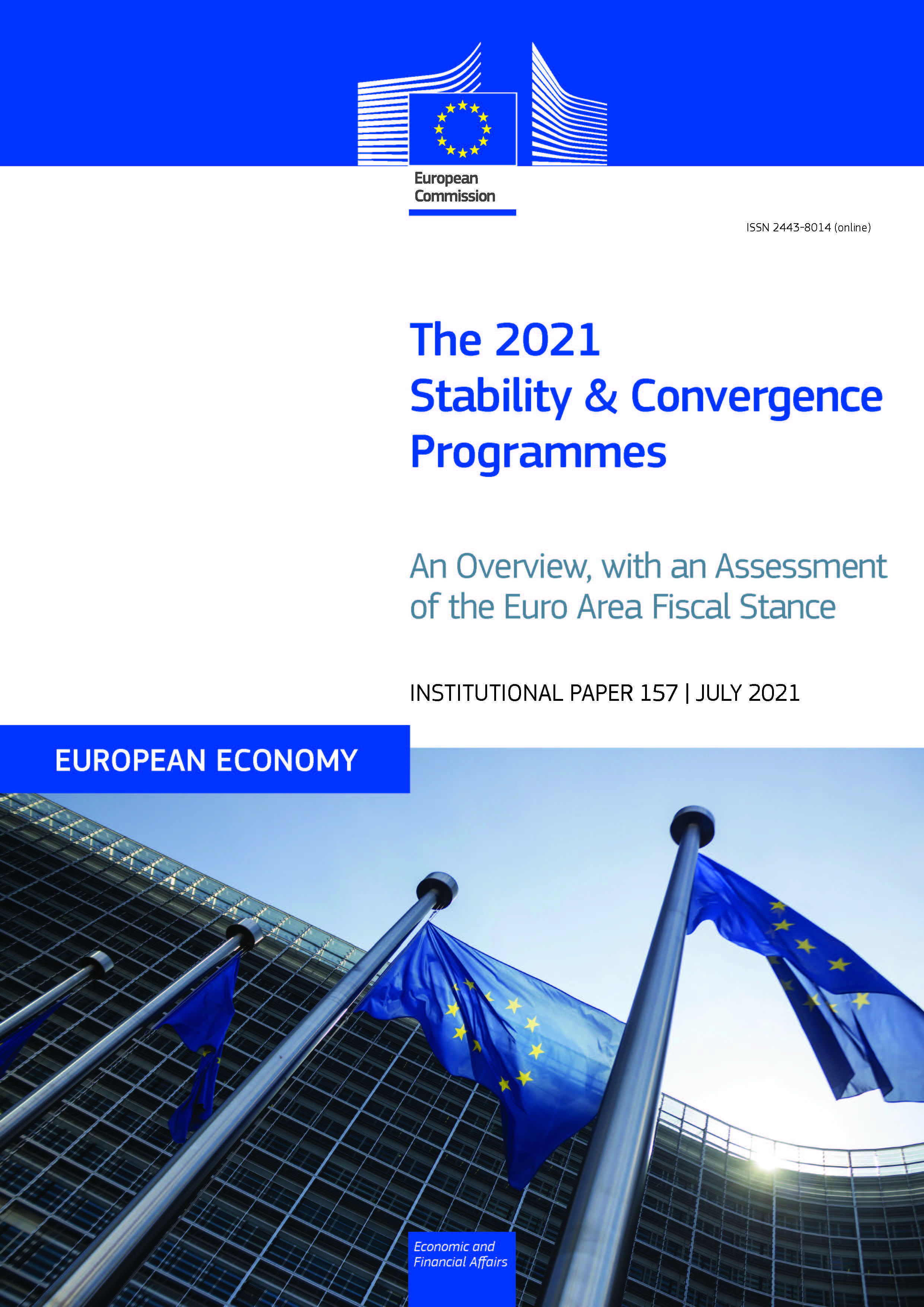 The 2021 Stability & Convergence Programmes: An Overview, with an Assessment of the Euro Area Fiscal Stance