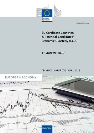 EU Candidate Countries' & Potential Candidates' Economic Quarterly (CCEQ) – 1st Quarter 2019