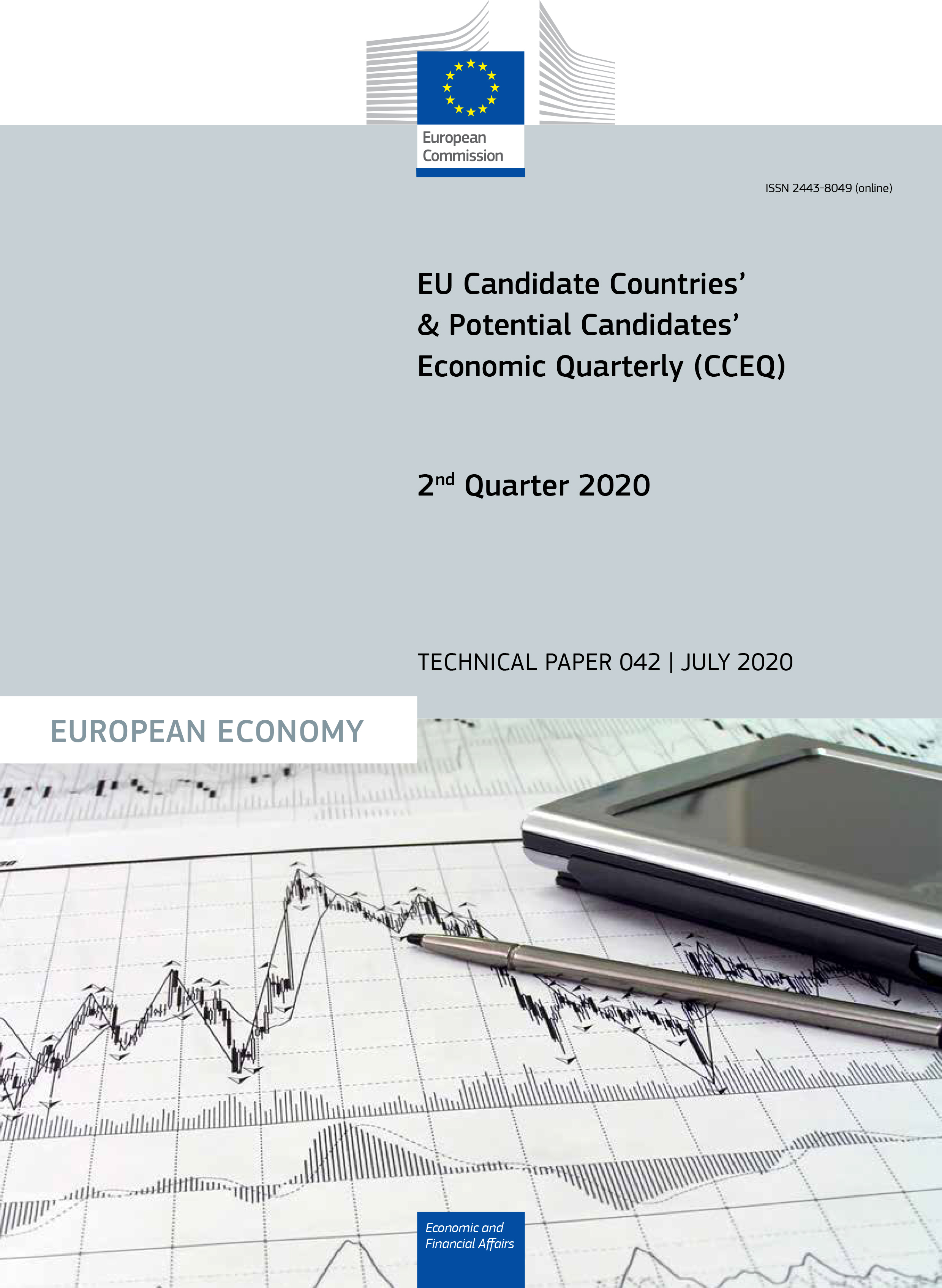 EU Candidate Countries' & Potential Candidates' Economic Quarterly (CCEQ) – 2nd Quarter 2020