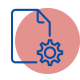 Effective implementation icon