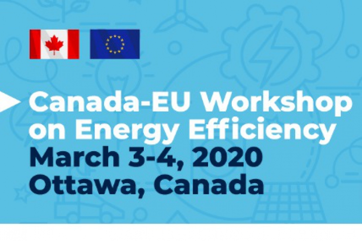 Canada-EU workshop on energy efficiency