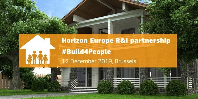 Sustainable built environment research and innovation partnership under Horizon Europe