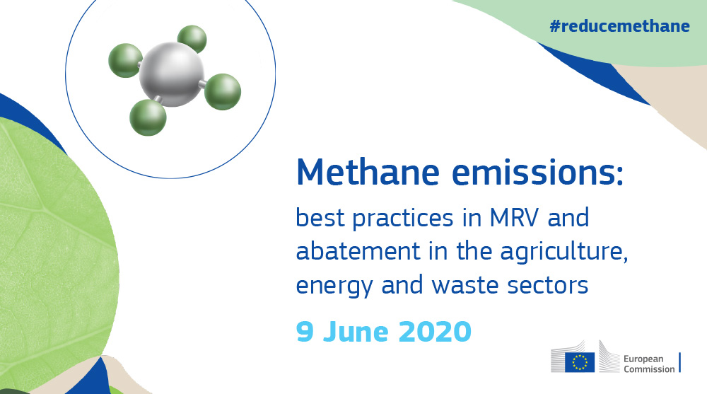 Methane emissions: best practices in MRV and abatement in the agriculture, energy and waste sectors