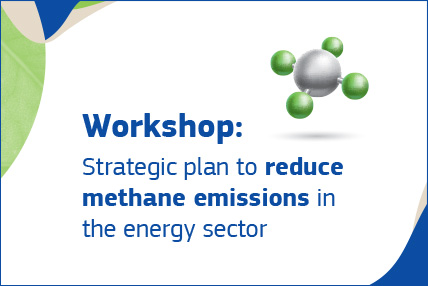 Workshop strategic plan to reduce methane emissions in the energy sector