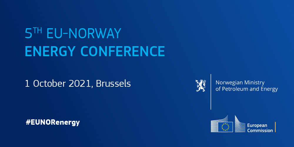 EU Norway 2021 energy conference