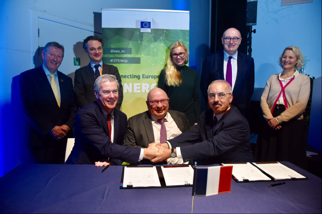 Energy union: EU supports Celtic interconnector and Baltic synchronisation project at policy conference on interconnected energy grids
