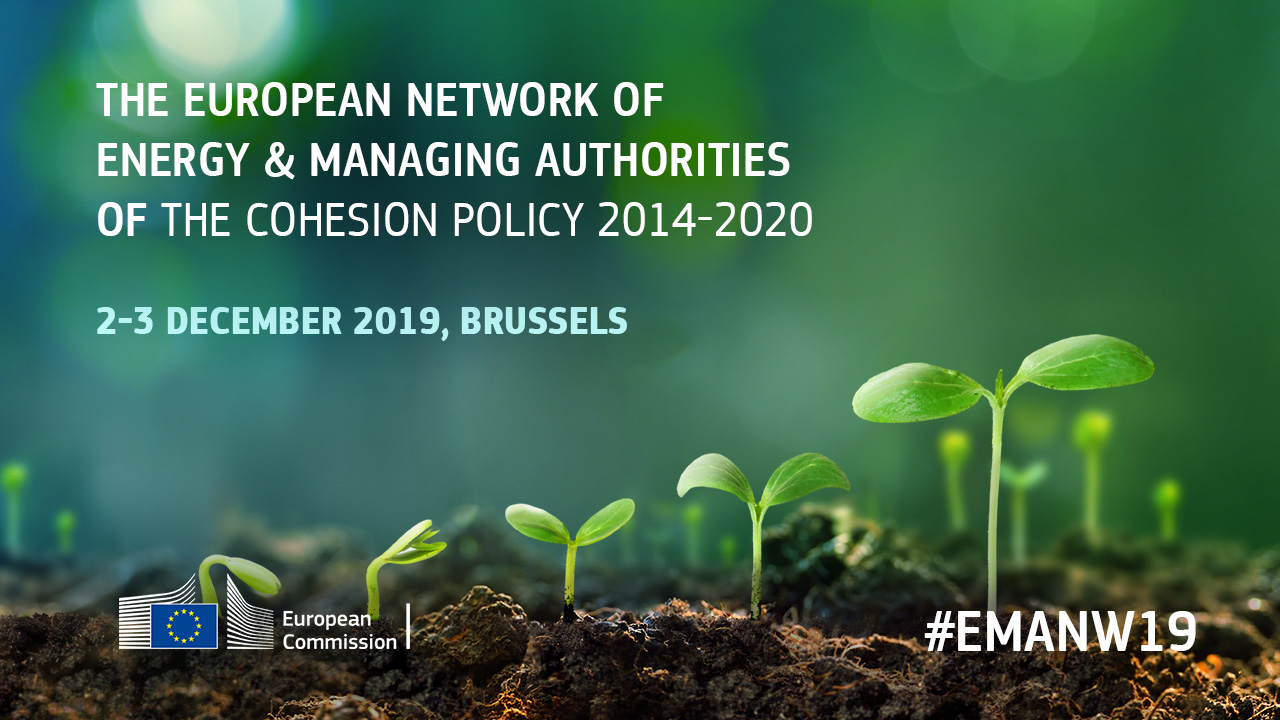 energy and managing authorities network