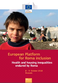 European platform for Roma inclusion 2018 - Visual