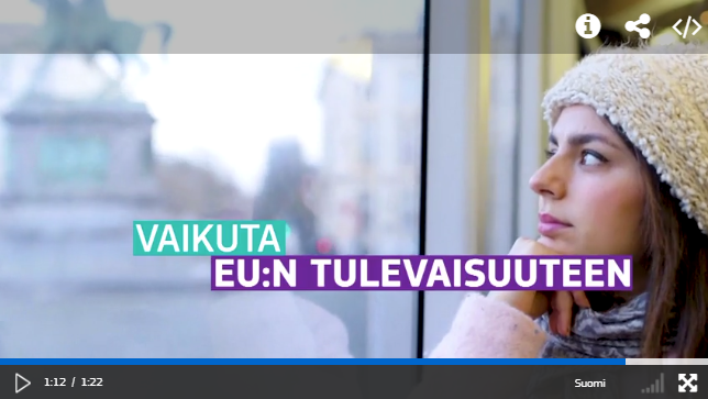 Have your say - Finland