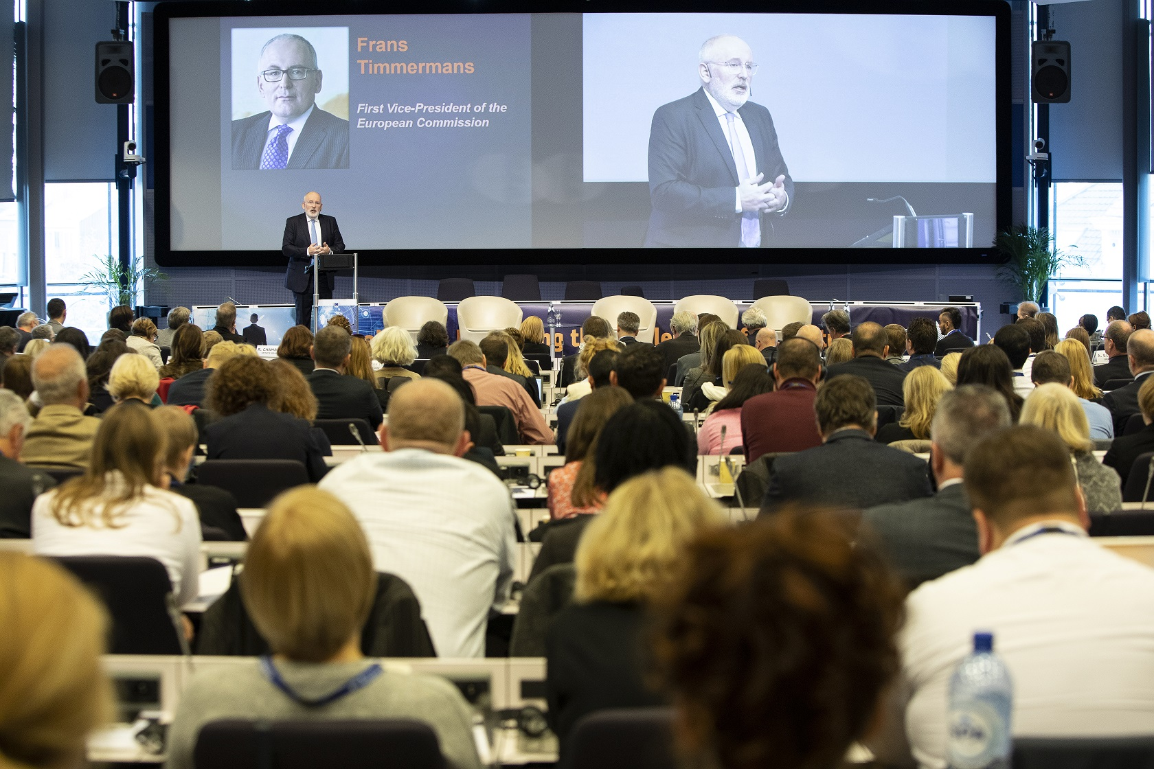 IAS Conference 2018 - Frans Timmermans