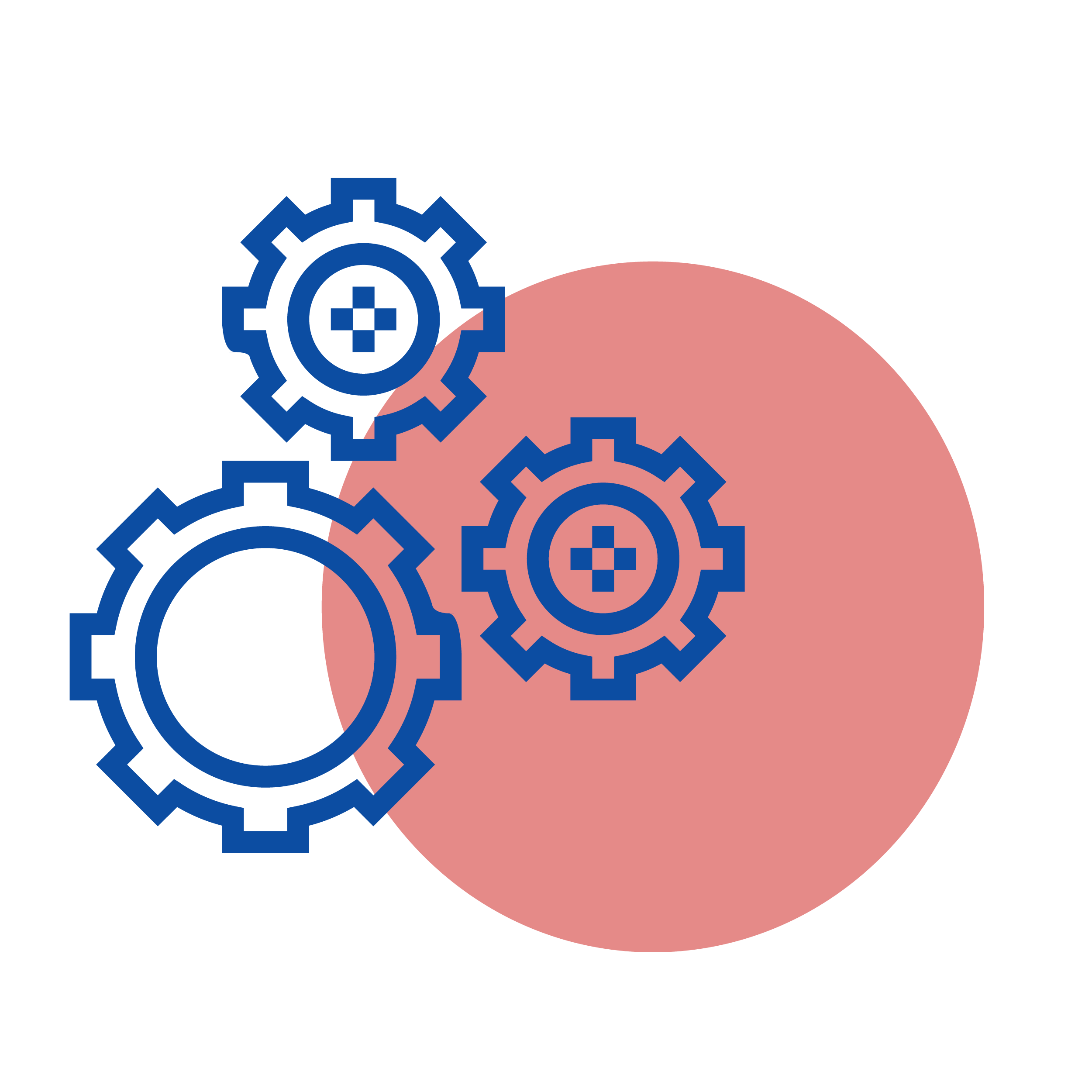 Improved IT systems icon