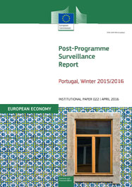 Post-Programme Surveillance Report – Portugal, Winter 2015/2016