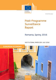 Post-Programme Surveillance Report. Romania, Spring 2016