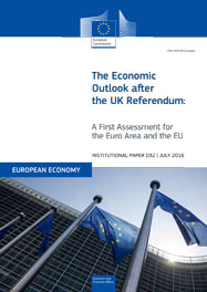 The Economic Outlook after the UK Referendum: A First Assessment for the Euro Area and the EU