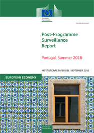 Post-Programme Surveillance Report. Portugal, Summer 2016