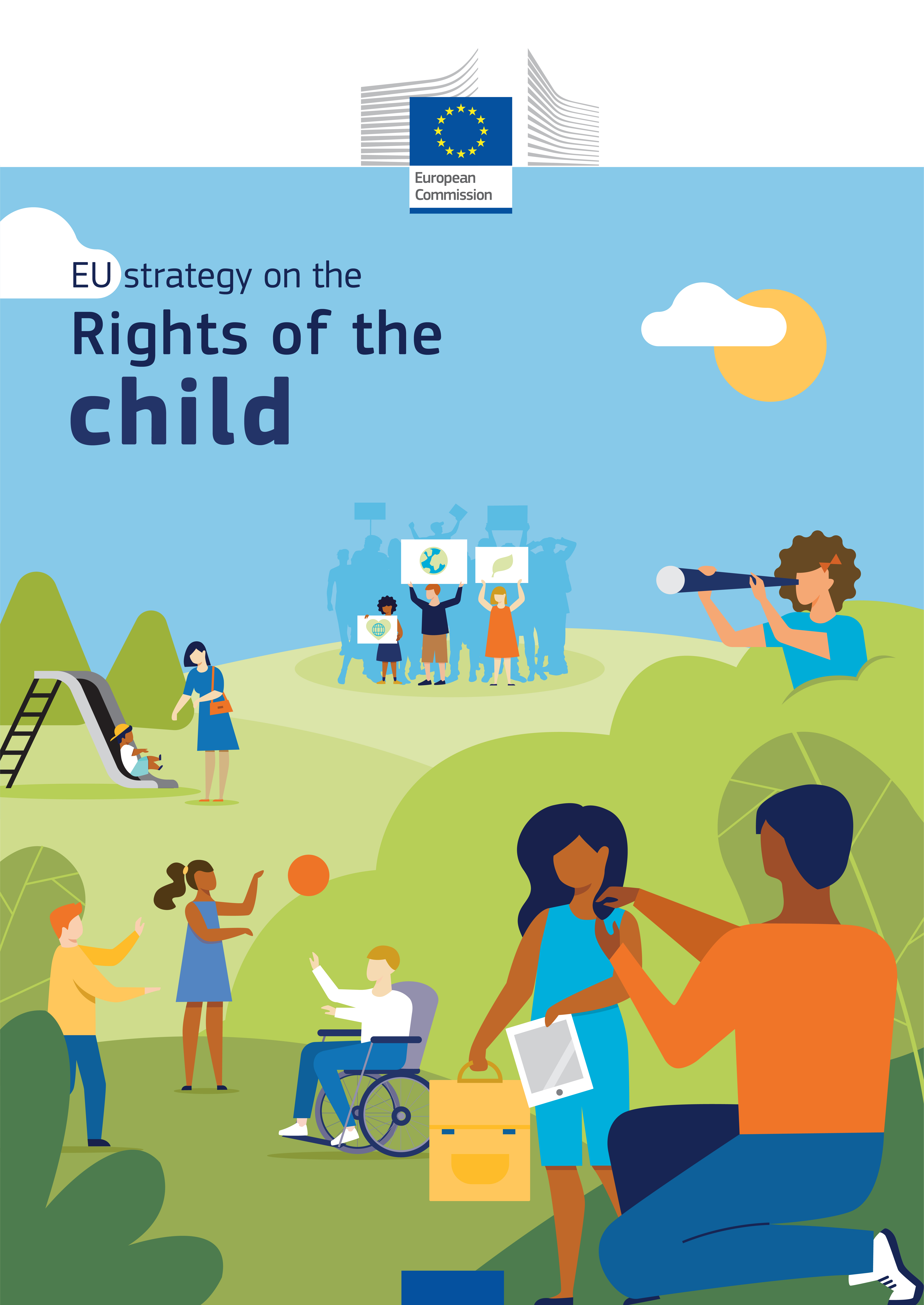 The EU strategy on the rights of the child