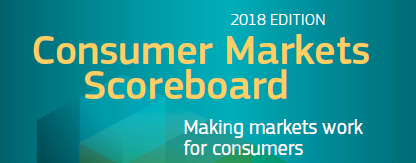 For Consumers >> Consumer Markets Scoreboard Making Markets Work For Consumers