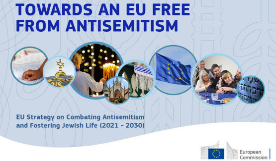 Strategy on combating antisemitism and fostering Jewish life in the EU