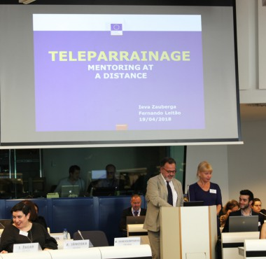 Photo: Teleparrainage - SCIC - SCIC-Universities 2018