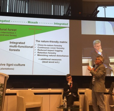International Conference on Forests for Biodiversity and Climate