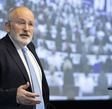 Frans Timmermans at the Internal Audit Service 2018 Conference
