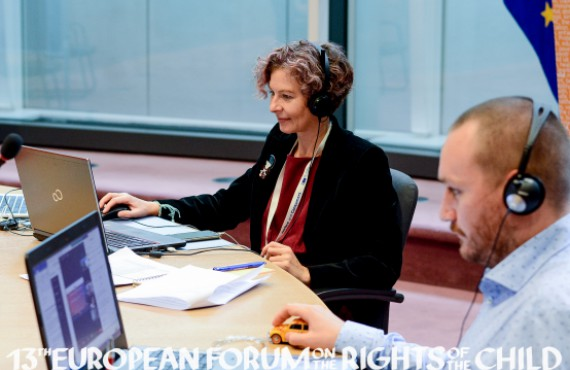 13th European Forum on the Rights of the Child