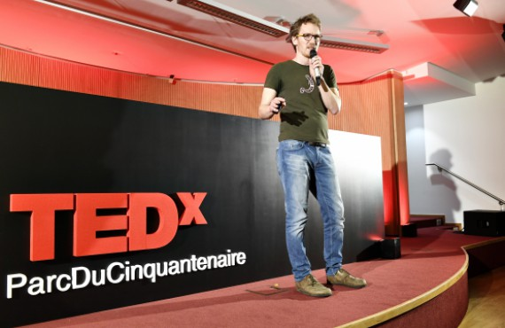 TEDxParcDuCinquantenaire - Sustainable Transition