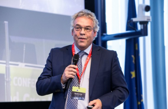 Jan OTTEN at the 2017 IAS Conference
